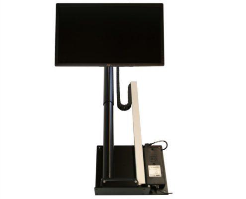 MonLines elektrischer Wandhalter myTVLift 980