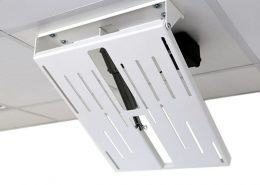 MonLines electric ceiling lift, mMotion Flip white