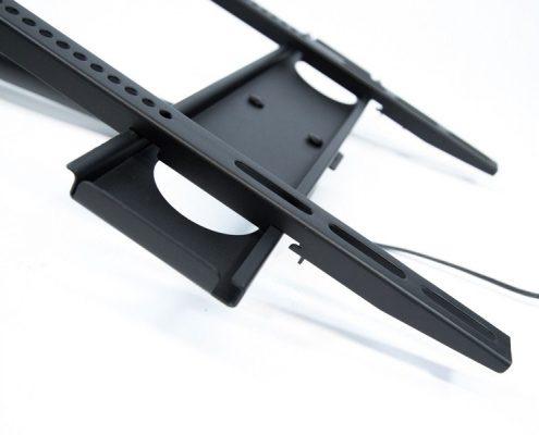 MonLines MDH003B höhenverstellbare Monitor Deckenhalterung