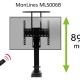 MonLines MLS006B myTVLift hidden TV Lift
