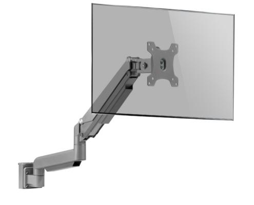 MonLines MSH007 Monitor Schwenkarm für MSH Slatwall mit Pivotfunktion - Display