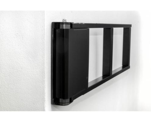 MonLines mySwing MSM06 elektrische TV Wandhalterung bis 65 Zoll, flach anliegend