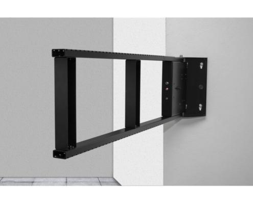 MonLines mySwing MSM06 elektrische TV Wandhalterung bis 65 Zoll, einfache Montage