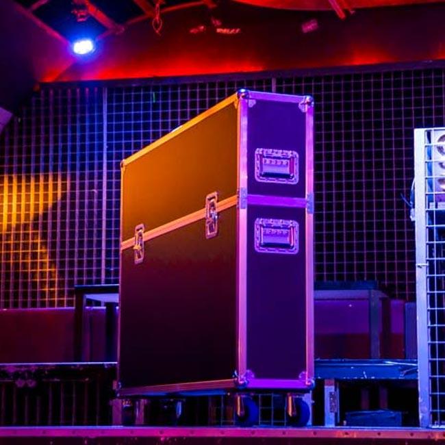 Transport cases / flight cases