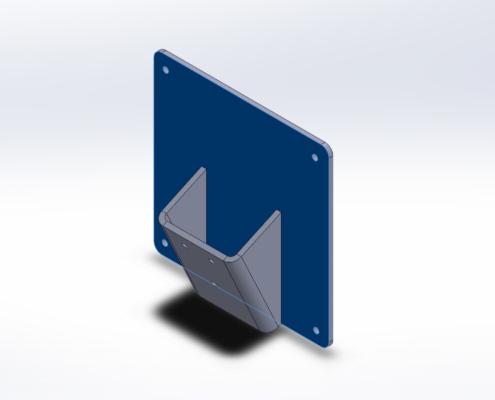VESA Adapter für Samsung S20A550H S23A550H S27A550H