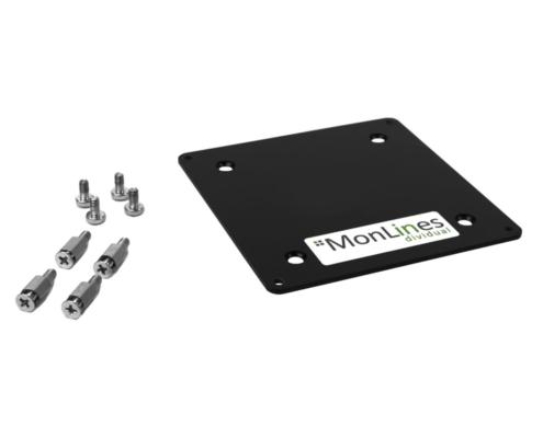 MonLines V061 VESA Adapter für Samsung C27RG50FQU, Schraubenset