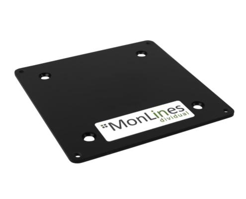 MonLines V061 VESA Adapter für Samsung C27RG50FQU, 27 Zoll