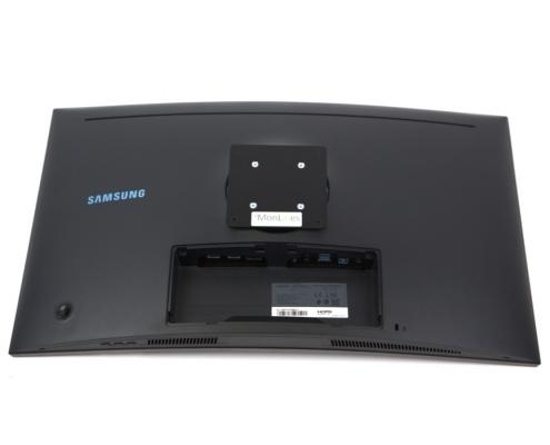MonLines V066 VESA adapter for Samsung LC27HG70 in use