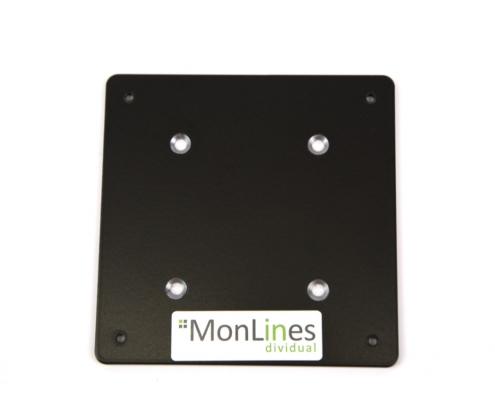 MonLines V066 VESA adapter for Samsung LC27HG70