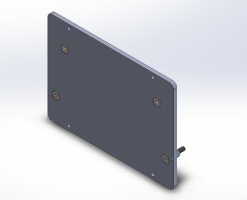 VESA Adapter für Samsung S32R754